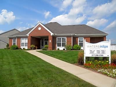 Watersedge Apartments - Champaign, Illinois 61822