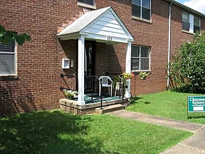 Chapman Square Apartments - Knoxville, Tennessee 37920