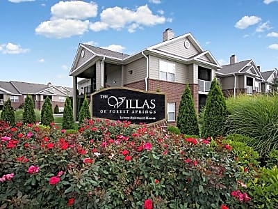 The Villas Of Forest Springs - Louisville, Kentucky 40245