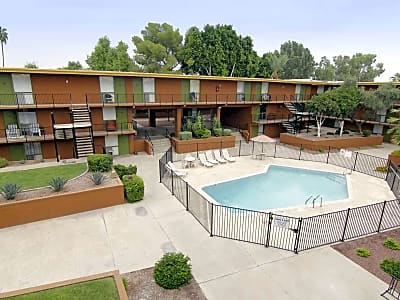 Cambridge Court Apartment Homes - Phoenix, Arizona 85014