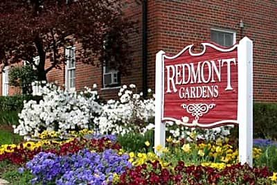 Redmont Gardens - Mountain Brook, Alabama 35213