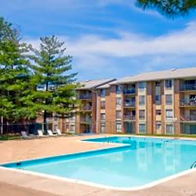 Hickory Hill Apartments - Suitland, Maryland 20746