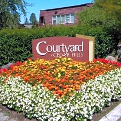 Courtyard @ Cedar Hills - Beaverton, Oregon 97005