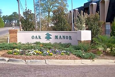 Oak Manor Apartments - Meridian, Mississippi
