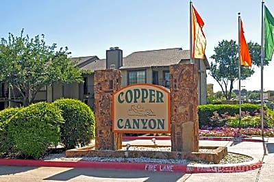 Copper Canyon Apartments - Bedford, Texas 76021