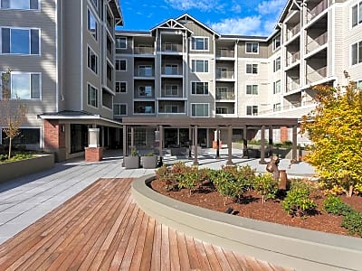 Arbor Village Apartments - Mountlake Terrace, Washington 98043