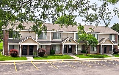 Berkshire Apartments - Wichita, Kansas 67212