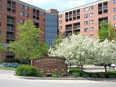 Kensington Place Apartments - Cleveland Heights, Ohio 44118