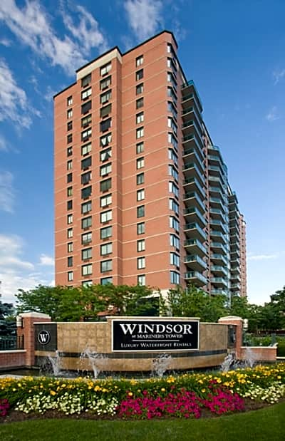 Windsor at Mariner's Tower & Cove - Edgewater, New Jersey 07020