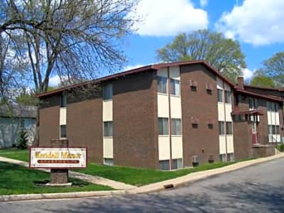 Kendall Manor Apartments South Kendall Avenue 101 Kalamazoo Mi Apartments For Rent