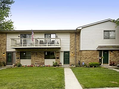 Westpark Townhomes - Indianapolis, Indiana 46214
