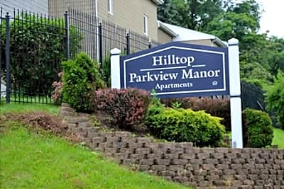 Hilltop/Parkview Housing - Duquesne, Pennsylvania 15110