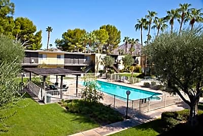 Panorama Apartments - Palm Desert, California 92260