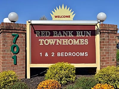 Red Bank Run Townhomes - West Deptford, New Jersey 08096