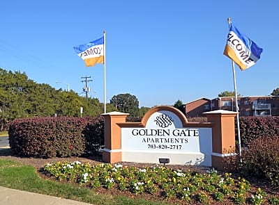 Golden Gate Apartments - Alexandria, Virginia 22302