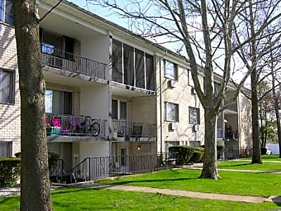 Baldwin Manor Apartments - Parsippany, New Jersey 07054