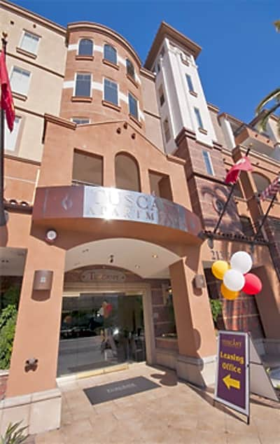 Tuscany Apartments - Los Angeles, California 90007