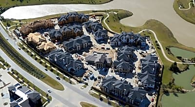 Lakeside Villas at Cinco Ranch - Katy, Texas 77494