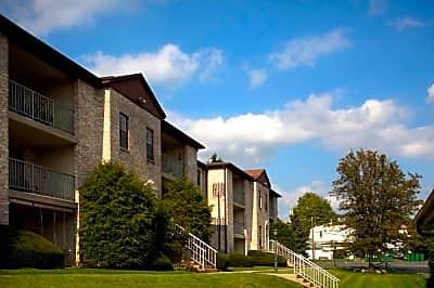 Country Club Apartments Lackawanna Street Reading Pa