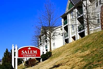 Salem Commons Apartments - Salem, Virginia 24153