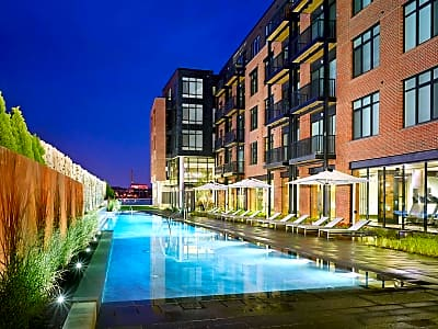 Union Wharf Apartments - Baltimore, Maryland 21231