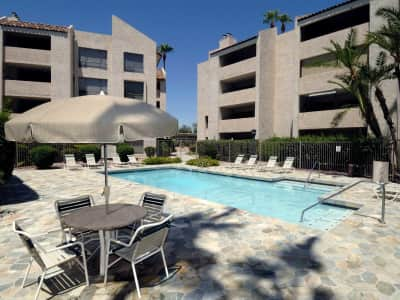 Del prado in the arizona biltmore estates north 32nd street phoenix az apartments for rent for Cheap 1 bedroom apartments in glendale az