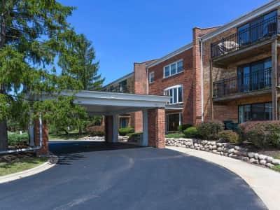 Brookview Village W Lake Ave 106 C Glenview Il Apartments For Rent