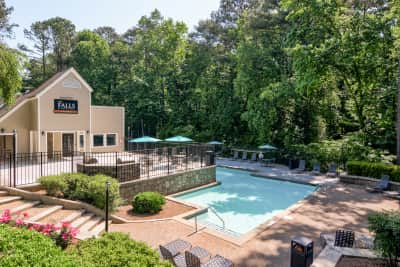 Roswell Creek Apartments Reviews