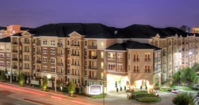 Villa Piana Noel Road Dallas Tx Apartments For Rent