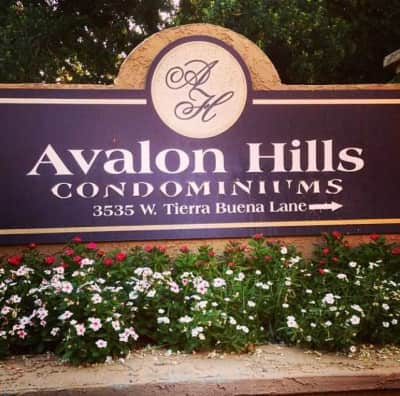 Avalon Hills Apartments Phoenix Arizona