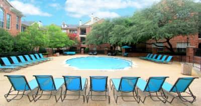 The Saxony Montfort Drive Dallas Tx Apartments For Rent