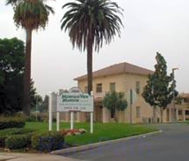 Mountain View Mansion Apartments - Redlands, California 92373