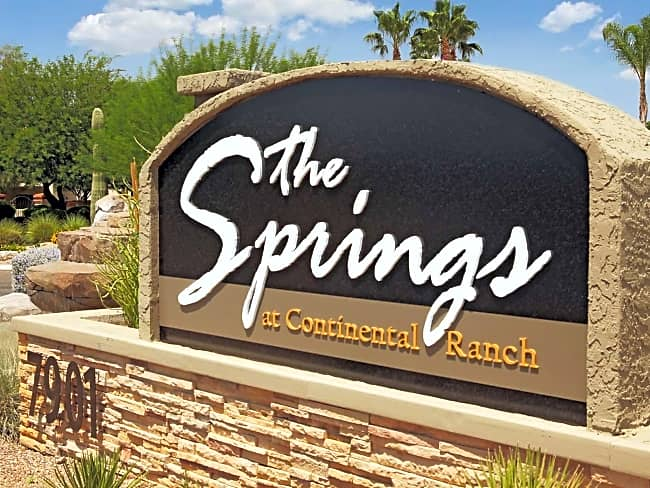 The Springs At Continental Ranch - Tucson, Arizona 85743