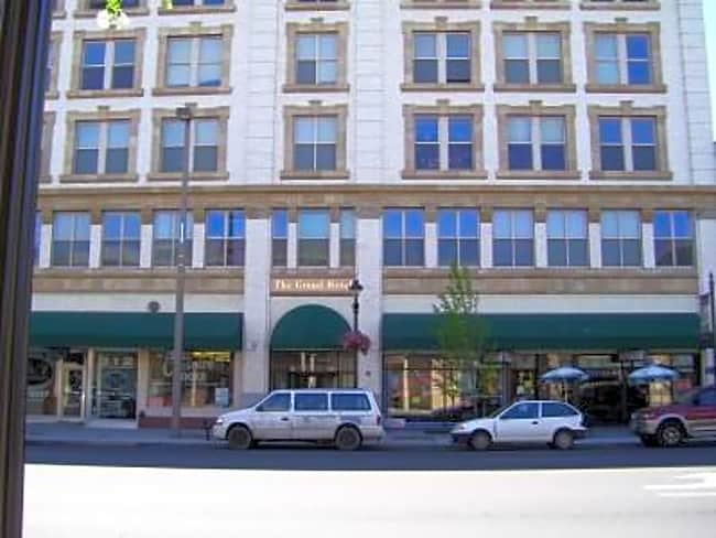 The Grand Hotel-Active Senior Housing - Yakima, Washington 98901