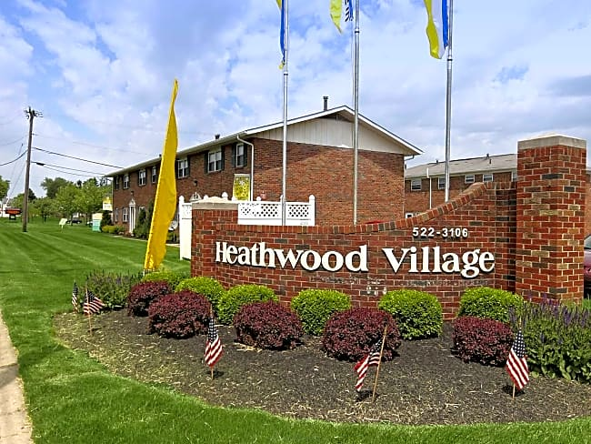 Heathwood Village - Heath, Ohio 43056