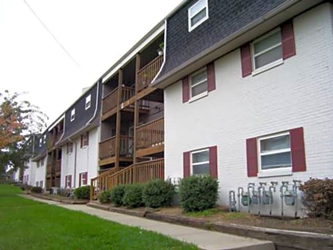 Mission Manor Apartments - Kansas City, Kansas 66103