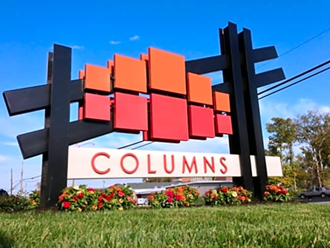 Columns - Bowling Green, Kentucky