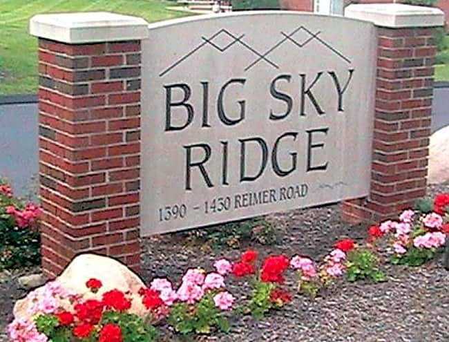 Big Sky Ridge - Wadsworth, Ohio 44281