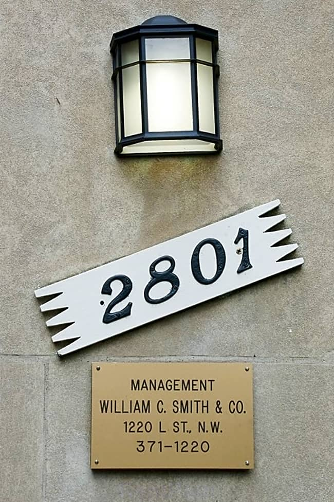 2801 Pennsylvania Avenue - Washington, District of Columbia 20020