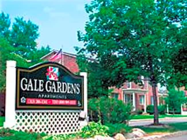Gale Gardens Apartments - Melvindale, Michigan 48122