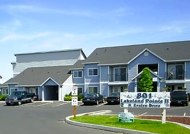 Lakeland Pointe I & II - Moses Lake, Washington