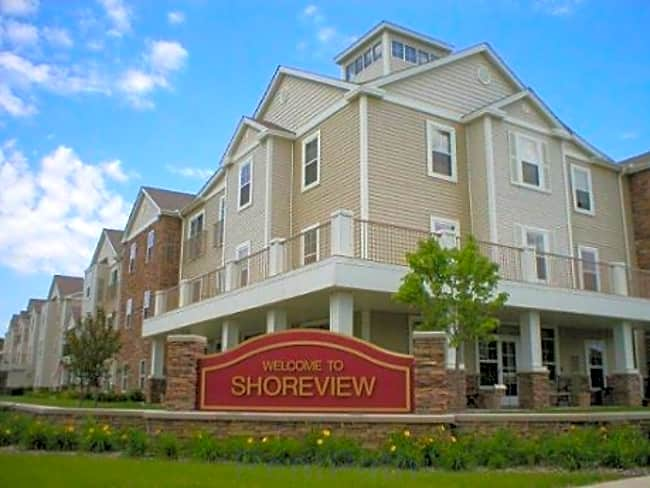 The Shores Senior Apartments - Shoreview, Minnesota 55126