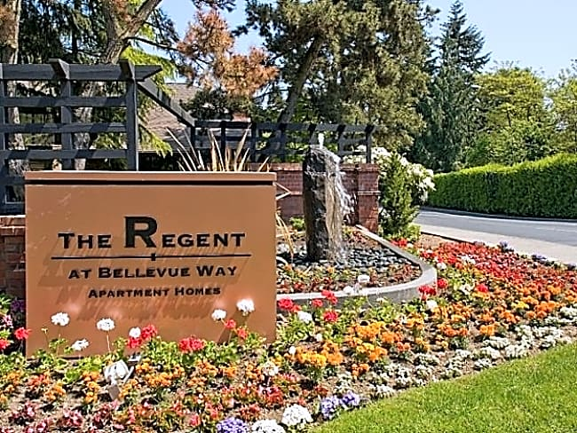 The Regent at Bellevue Way - Bellevue, Washington 98004