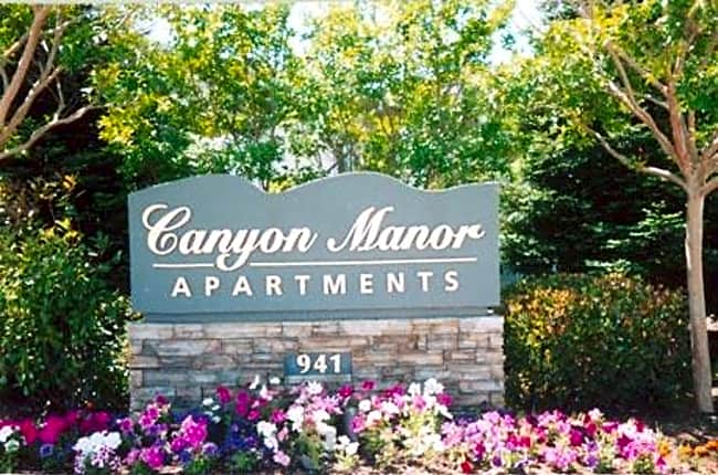 Canyon Manor Apartments - American Canyon, California 94503