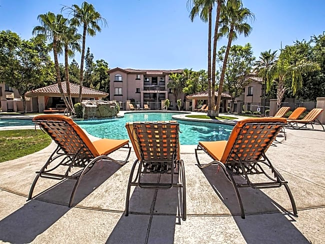 The Palms On Scottsdale-NEWLY UPGRADED APARTMENT HOMES - Tempe, Arizona 85281