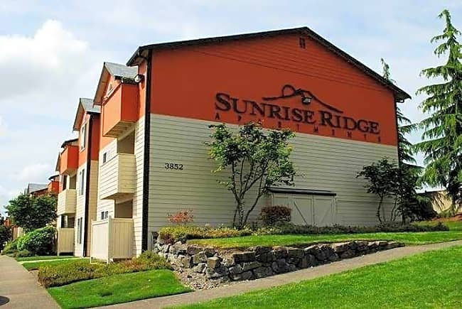 Sunrise Ridge Apartments - Tacoma, Washington 98409