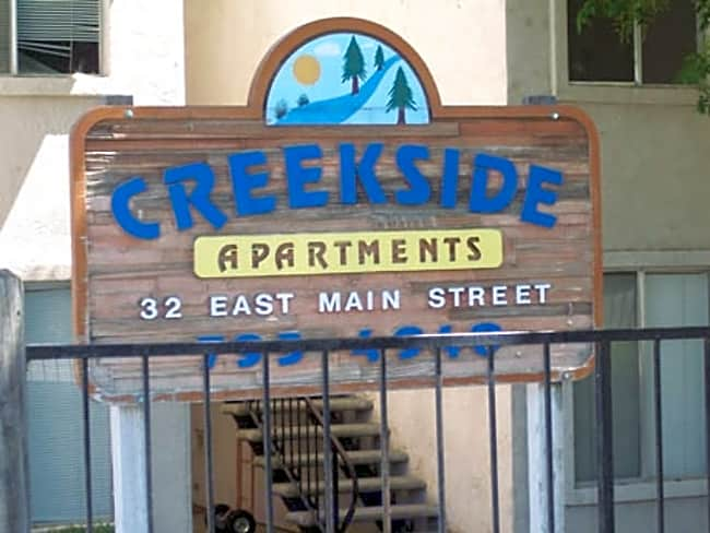 Creekside Apartments - Winters, California 95694