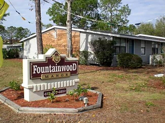 Fountainwood Manor Apartments - Tampa, Florida 33612
