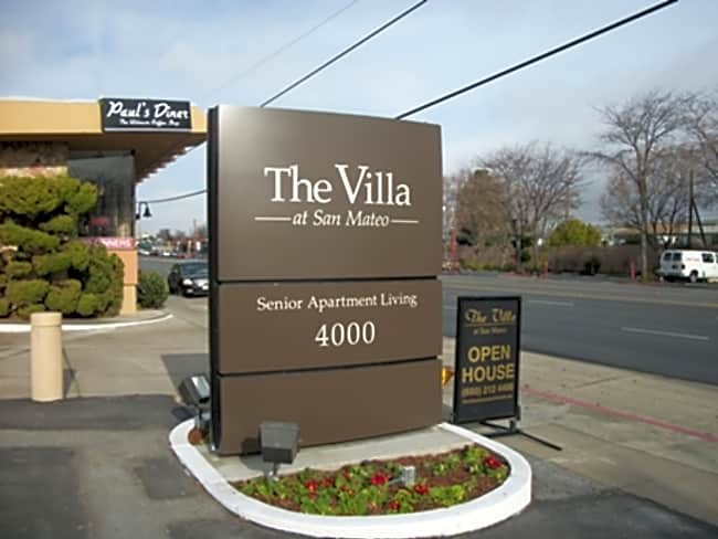 The Villa At San Mateo - San Mateo, California 94403