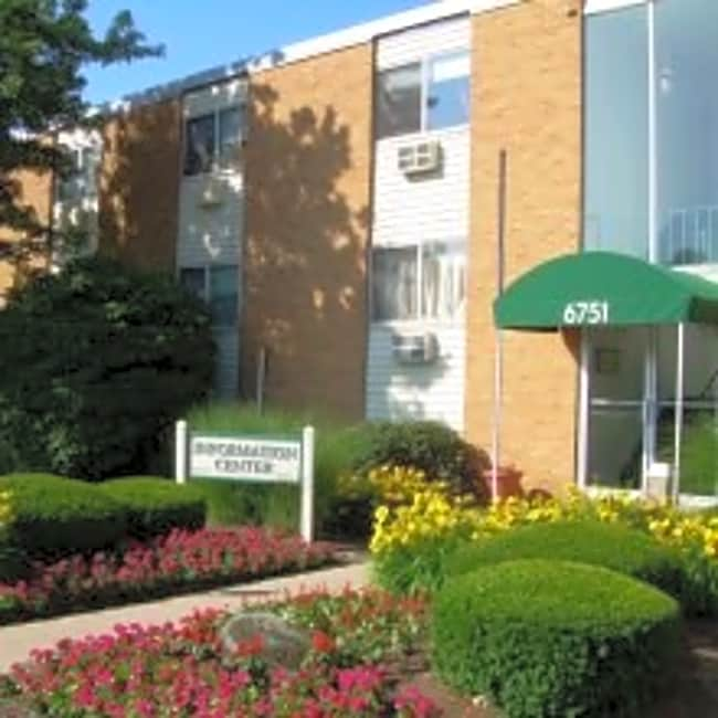 Parkland Apartments - Florence, Kentucky 41042